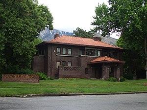 Gustav Becker House - The house as of 2009