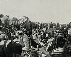 Bedawin at the Gizeh Market. (1911) - TIMEA.jpg