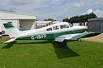 Beech A23-24 Muskateer 'G-IBFF' (39849078110).jpg