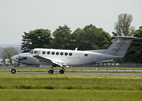 Image illustrative de l'article Beechcraft King Air