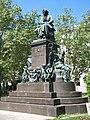 Beethovenplatz 04 Beethoven-Denkmal 1874-80 Caspar von Zumbusch.JPG