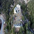 Belfort Castle as seen from South (aerial photo) 2.jpg