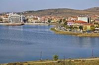 Belsh, Albania 2018 03 Panorama.jpg