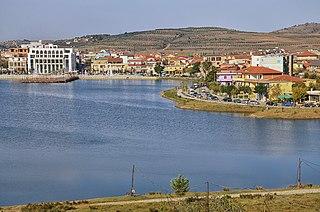 Belsh Municipality in Elbasan, Albania
