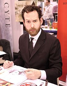 Ben Templesmith at NYCC 2011-2.JPG