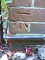 Benchmark on ^46 Norman Avenue - geograph.org.uk - 2120610.jpg