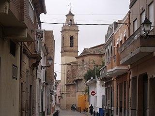 Beniparrell Municipality in Valencian Community, Spain