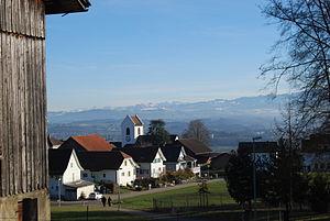 Berg, Thurgau - Image: Berg Turgovio 417