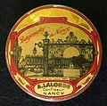 Bergamotes de Nancy sweet tin, A Lalonde confiseur.JPG