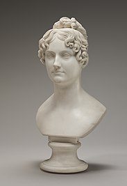 Bertel Thorvaldsen, Possibly Lady Georgiana Bingham, carved c. 1821-1824, NGA 156639.jpg