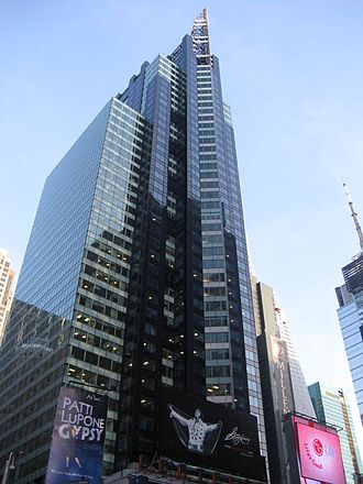 Pillsbury Winthrop Shaw Pittman - Pillsbury's New York office is located in the Bertelsmann Building on Broadway.