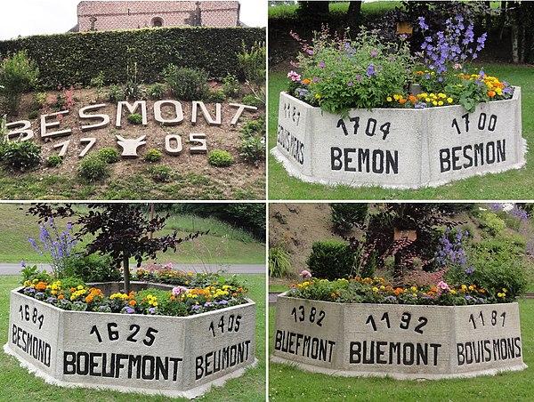 Photo de la ville Besmont