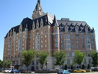 Delta Bessborough building in Saskatchewan, Canada