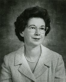 Beverly Cleary in 1971