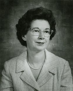 Beverly Cleary vuonna 1971.
