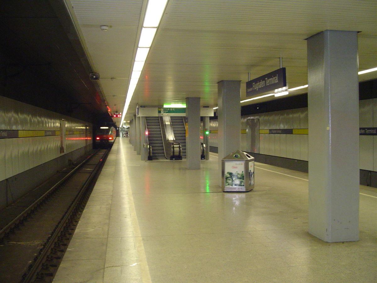 D Sseldorf Unterrath D Sseldorf Airport Terminal Railway
