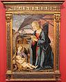Biagio d'antonio tucci, madonna col bambino e un angelo, 1475 ca. 01.JPG