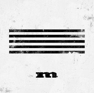 M (Big Bang single album) - Image: Big Bang M (White Version)