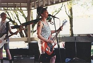 Bikini Kill - Bikini Kill in 1991
