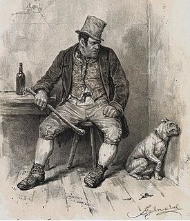 Bill Sikes fictional character in the novel Oliver Twist by Charles Dickens