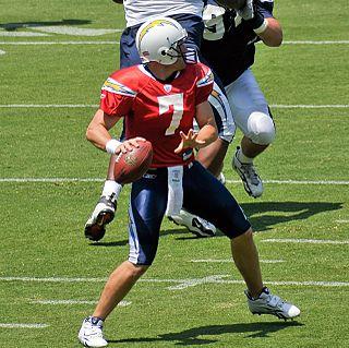Billy Volek American football quarterback