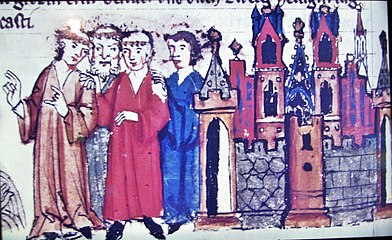 Bishops at the gate of a city, manuscript.jpg