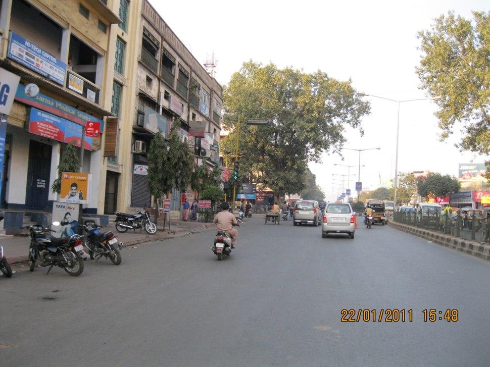 Skyline of Bistupur