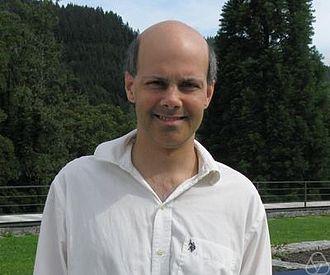 Bjorn Poonen - Bjorn Poonen at Oberwolfach in 2011
