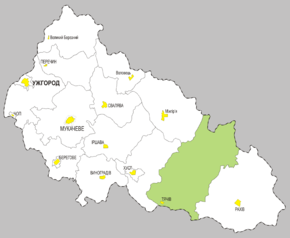 Blank map of Zakarpattia region13 by Helgi.png