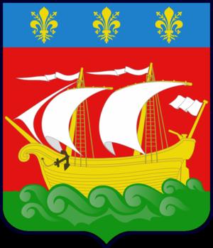 Siege of Royan - Image: Blason de La Rochelle