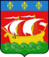 Coat of arms of لا روشل La Rochelle