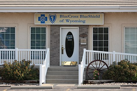 BlueCross BlueShield of Wyoming in Gillette, Wyoming