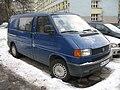 Blue VW T4 in Kraków (1).jpg