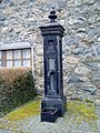 Blue water pump - geograph.org.uk - 139635.jpg