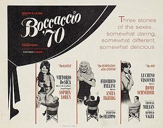 1962 Italian anthology film