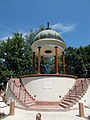 Bodor Musical Fountain (S). - Margaret Island, Budapest, Hungary.JPG