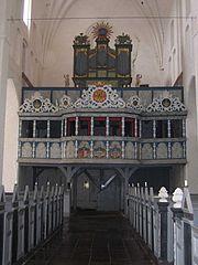 Boerglum-Kloster-Orgel
