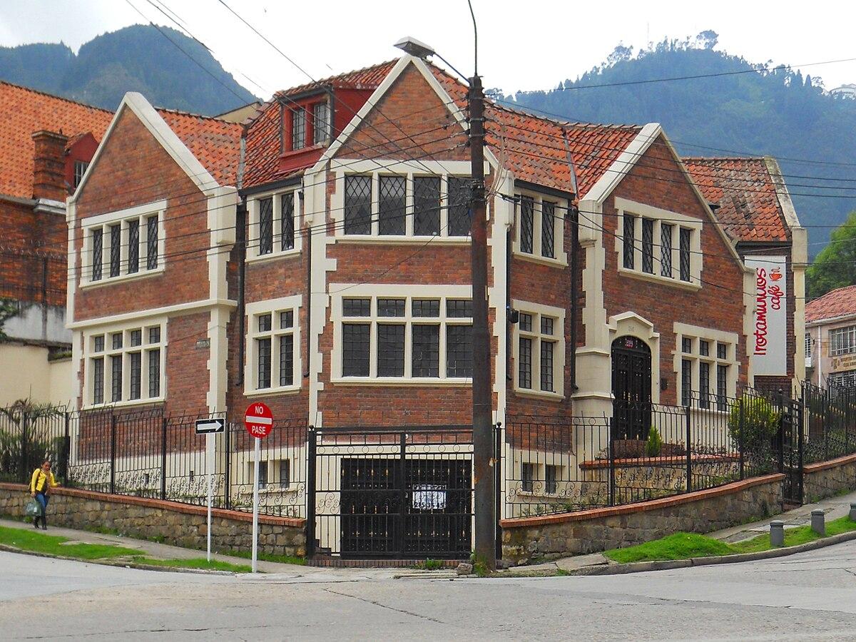 La merced bogot wikipedia la enciclopedia libre for Casa mansion bogota