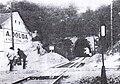 Bohdalecký tunel, 1927.jpg