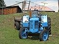 Bohdalovice (Velké Hamry), traktor II.jpg