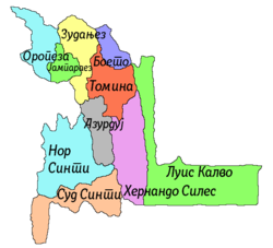 Bolivia department of chuquisaca mk.png