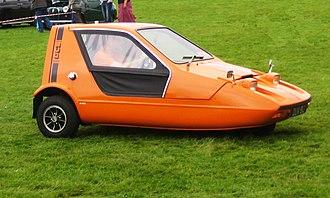 Bond Bug - Image: Bond Bug ca 1970
