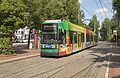 Bonn Beuel tram 9457 als lijn 62 naar Oberkassel (19597631794).jpg