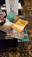 BookSwapping at Wikimania 2018 20180722 151806 (2).jpg