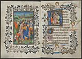 Book of hours by the Master of Zweder van Culemborg - KB 79 K 2 - folios 070v (left) and 071r (right).jpg