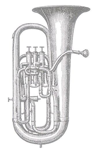 Boosey & Hawkes - Image: Booseyand Co euphonium 1878