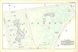 parkman bandstand boston common map Boston Common And Public Garden Wikipedia parkman bandstand boston common map