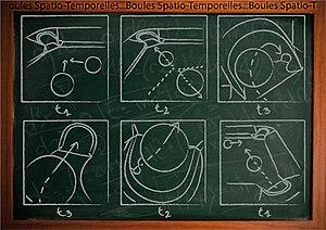 Boules Spatio-Temporelles