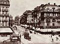 Boulevard Anspach en 1885.jpg