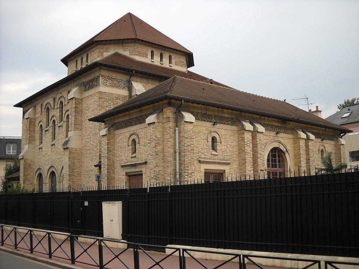 synagogue de boulogne billancourt wikip dia. Black Bedroom Furniture Sets. Home Design Ideas